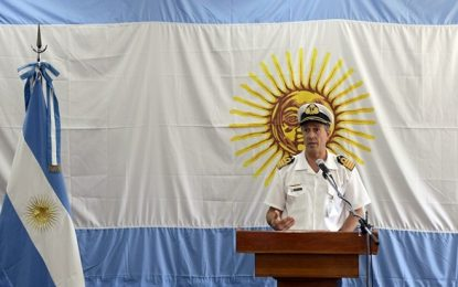 """""""Una explosión"""" se registró en zona donde estaba el submarino de Argentina."""