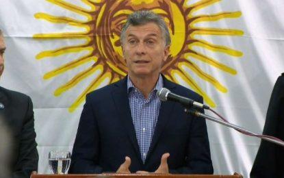 Macri pide investigar qué pasó con submarino ARA San Juan
