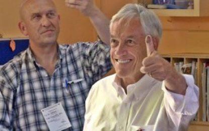Elecciones en Chile: Piñera y Guillier irán a segunda vuelta presidencial.