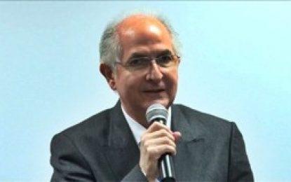 "Antonio Ledezma: ""Preparate Maduro"" desde Madrid."