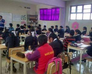 """La Libertad: 271 alumnos reciben charlas de """"Las Telecomunicaciones, Las Antenas y la Salud"""""""