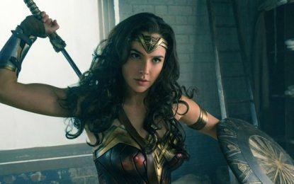 """""""La mujer maravilla"""" va recaudando 11 millones de dólares en menos de una semana"""