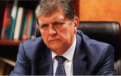 Lava Jato: Alan García acudirá el lunes al Congreso