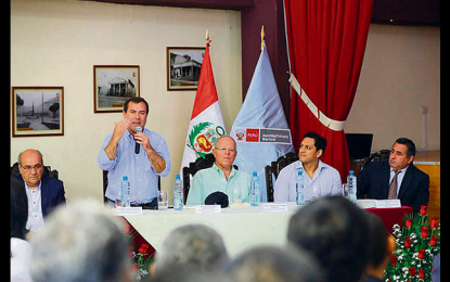 Puerto de Salaverry será multipropósito y no solamente granero y minero