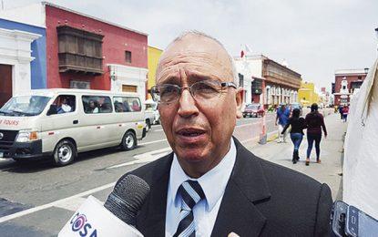 """William Matta Berrios: """"Hay personal que no quiere colaborar en MPT"""""""