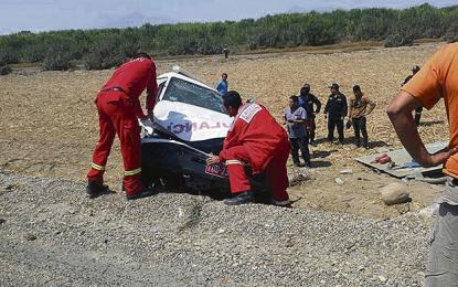 Óvalo de Chicama está mal construido y causa accidentes