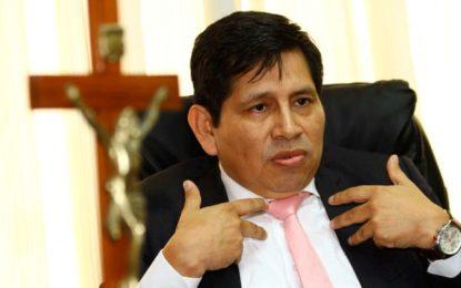 """Juez Concha: """"No protejo ni defiendo a Alejandro Toledo"""""""