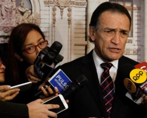 Becerril prevé una acusación constitucional contra PPK si no recibe a Comisión Lava Jato