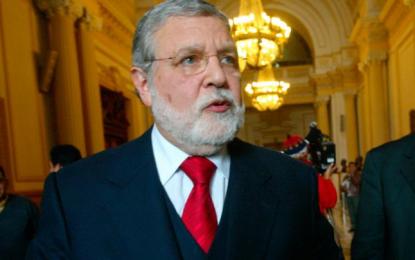 Ernesto Blume es el nuevo presidente del Tribunal Constitucional