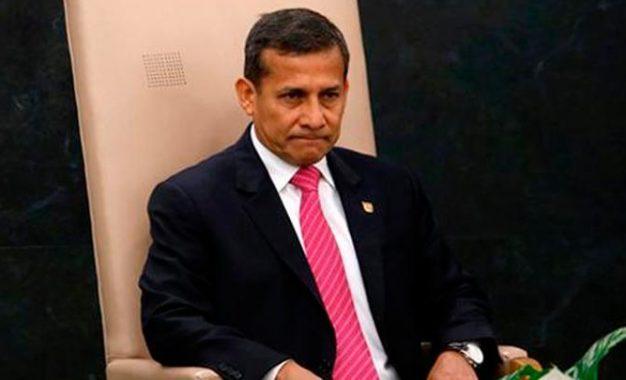 Expresidente Ollanta Humala no asistió a la Comisión Madre Mía