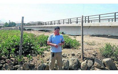 Peligro: invasores obstruyen el cauce del río Moche
