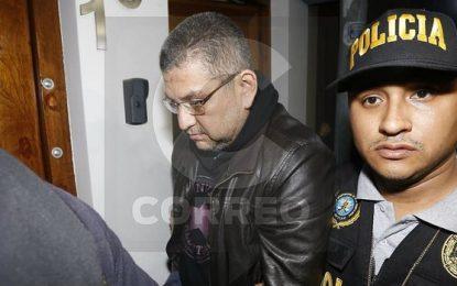 Poder Judicial ordena detención preliminar de magistrado Walter Ríos