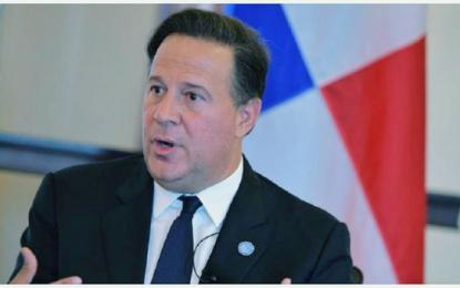 Denuncian ante el Parlamento al presidente Varela por el caso Odebrecht en Panamá