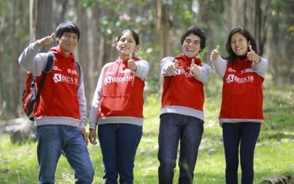 Más de 12 mil jóvenes de todo el país rendirán Examen Único Nacional para acceder a Beca 18