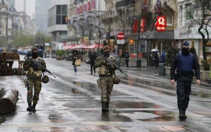 Bélgica decreta 3 días de duelo tras los atentados en Bruselas