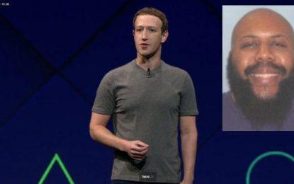 Zuckerberg quiere prevenir difusión de asesinatos por Facebook
