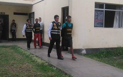 Trujillo: Capturan a maleantes que dispararon a mujer al no encontrarle dinero