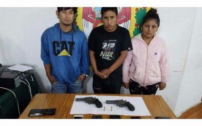 Trujillo: Cae banda de asaltantes «Los Noctámbulos de La Rinconada»