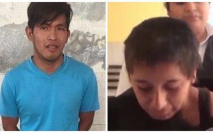 Trujillo: sujeto golpea y rapa la cabeza a pareja porque no le abrió la puerta